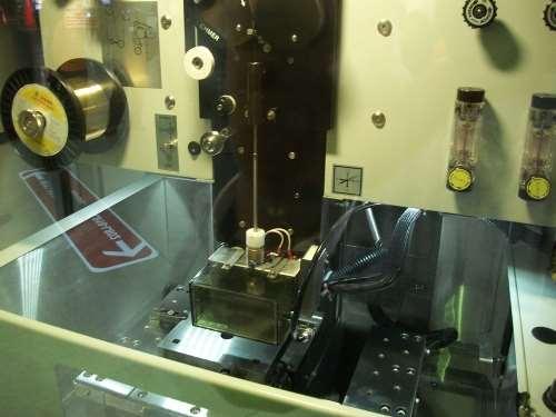Chmer wire EDM machine