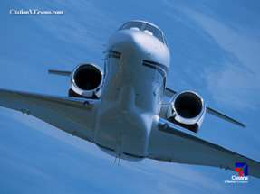 Cessna Citation aircraft