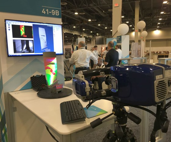 An Aicon 3D measuring system