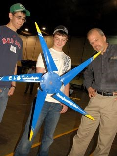 Maine wind blade competition
