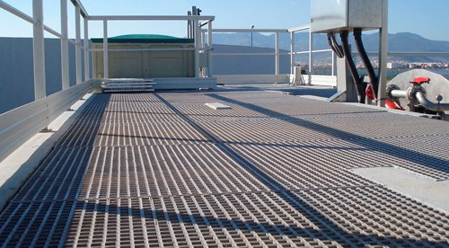 Sara Black Acma Publishes Manual For Frp Grating