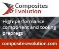 Composites Evolution - Your partner for prepregs ad