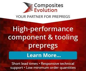 高性能组件和工具预浸料
