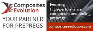 Composites Evolution - Your partner for prepregs