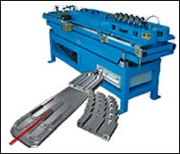 Corrugator expressly for technical parts