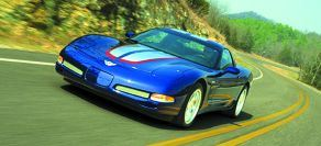 2004 Chevrolet Corvette Commemorative Edition Z06