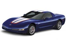 Corvette beauty shot
