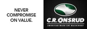 Visit C.R. Onsrud at www.cronsrud.com