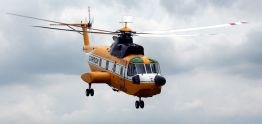 photo of a helicopter