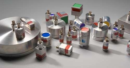 Ultran transducers