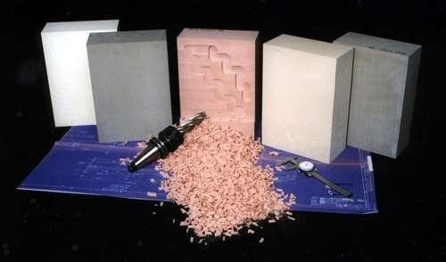 General Plastics tooling board