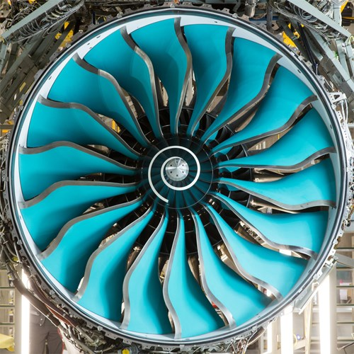 Fan Blade Outline : Rolls royce outlines composites use in next generation
