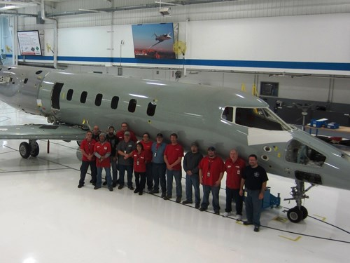 Learjet 85 is tabled, but what of the technology that ...