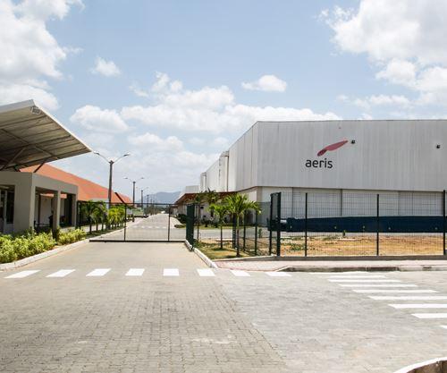 Aeris Energy tour, exterior