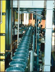 cylinders are conveyed