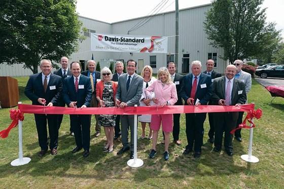 Davis-Standard expands