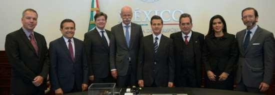 Daimler construye planta en Aguascalientes