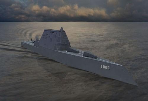 DDG-1000 destroyer