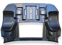 Composite deck lid