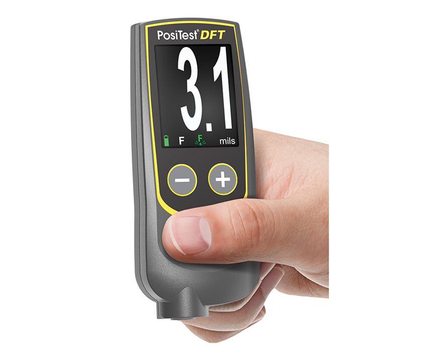 DeFelsko PosiTest DFT coating thickness gage