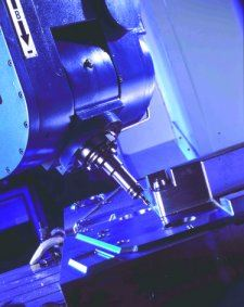 high-speed and five-axis machining