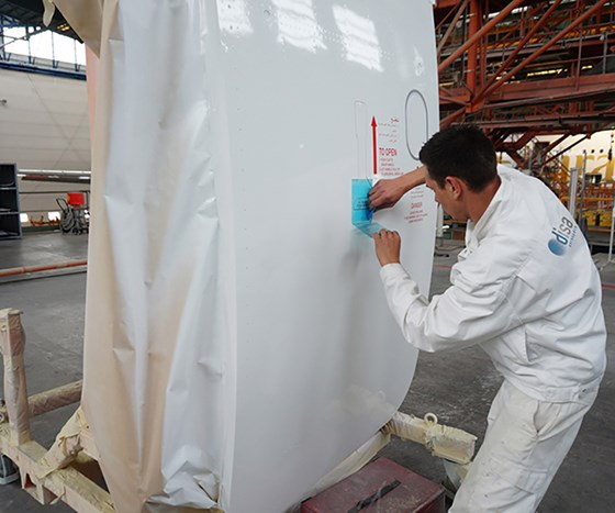Disa Technology (Disatech) supplies adhesive films used in the aerospace, transportation and industrial equipment sectors.