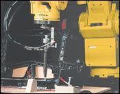 Dispensed robotically