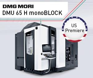 DMG MORI DMU 65 H monoBLOCK