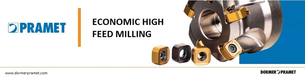 Economic High Feed Milling