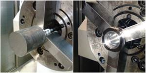driven tooling at Von Ruden Manufacturing must hold a tolerance of one or two tenths