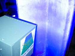 Scarab 250 UV lamp