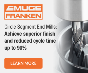 Circle Segment End Mills