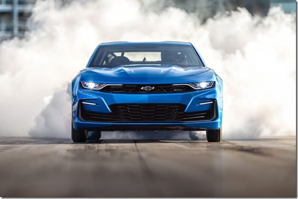 Chevy Develops eCOPO Camaro: The Fast and the Electric image