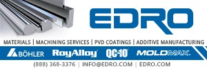 EDRO Steel Mold Bases RoyAlloy QC-10 Moldmax
