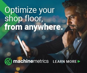 MachineMetrics Optimize you shop floor