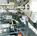 Eight-spindle machine
