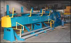 eight-spindle with a 20-foot-long bar feeder