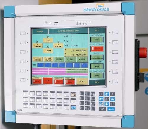touchscreen control