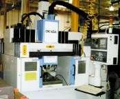 electrode milling machine