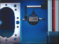 electronic height gage