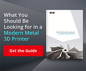 What to Look for in a Modern Metal 3D Printer
