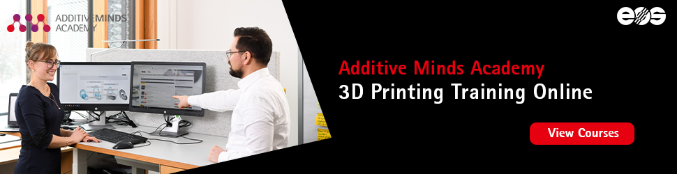 3D Printing Online Training