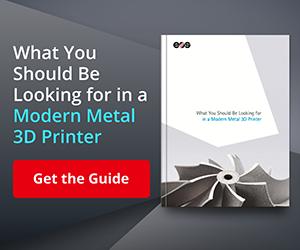 Modern Metal 3D Printer eGuide
