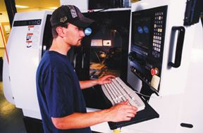 Everson Tool faces no turnover problems