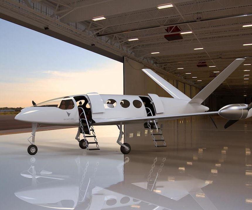 Eviation aircraft