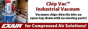 EXAIR Chip Vac