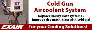 EXAIR Cold Gun Aircoolant System