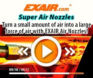 EXAIR Super Air Nozzles