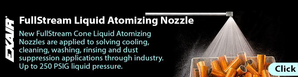 FullStream Liquid Atomizing Nozzle
