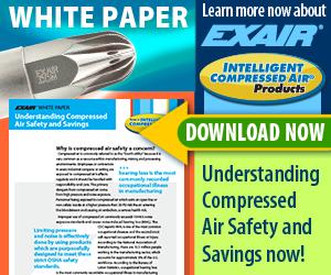 White Paper - Understanding Compressed Air Safety